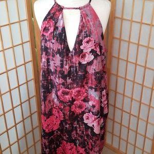 Beige by eci dress XL